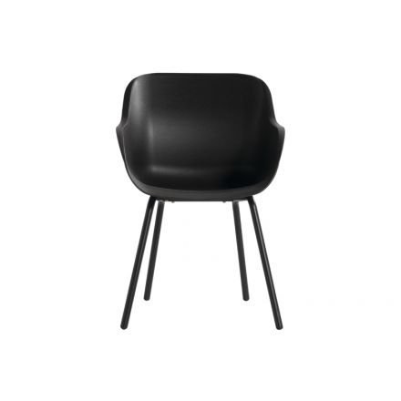 Sophie Rondo Elegance Chair carbon black