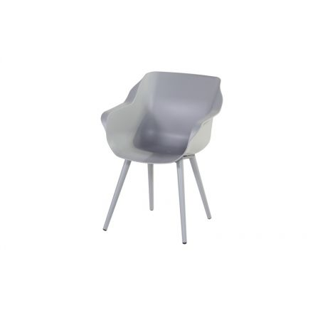 Sophie Studio Dining Armchair misty grey