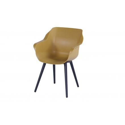 Sophie Studio Armchair curry yellow