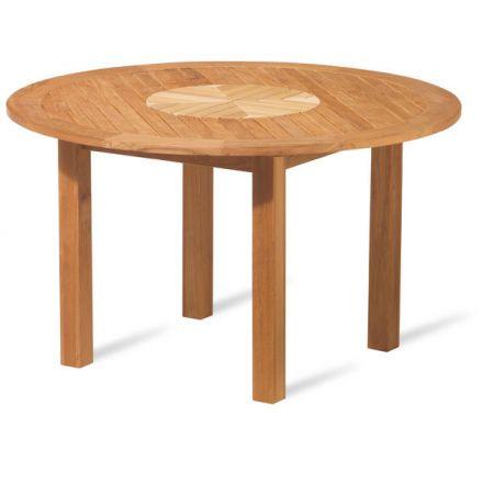 Teak-Tisch Palermo Ø 130cm
