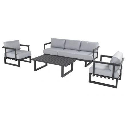Calabria Lounge 3-Sitzer Set