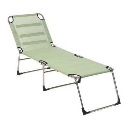 Campingliege Sondermodell Olive
