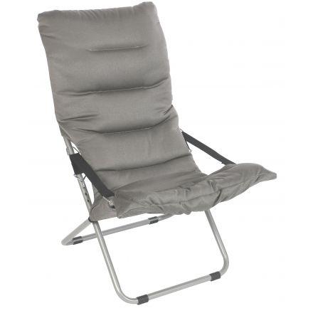 Lounge-Sessel Fiesta Soft Dralon Gutschi grey
