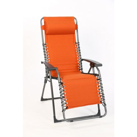 Oasi Relaxliege Orange